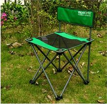 2016 Detachable Aluminium Alloy Extended Chair Folding Fishing Chair for Outdoor Activities With(China (Mainland))