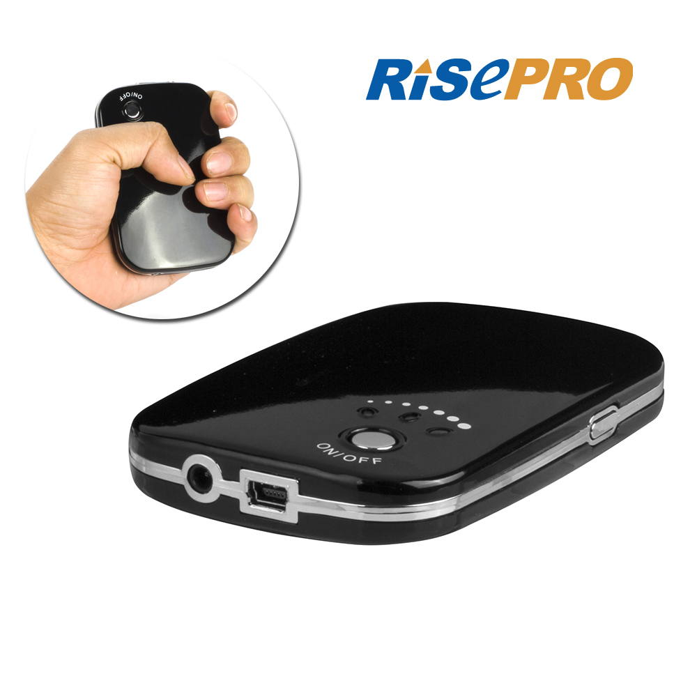 Risepro Hand Warmer Heater USB Charger Pocket Portable