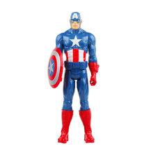30 centímetros Brinquedos Vingadores Thanos Maravilha Hulk Buster Do Homem Aranha Homem De Ferro Capitão América Thor Wolverine Action Figure Bonecas Pantera Negra(China)