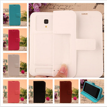 For ZTE Blade X3 Case High Quality Mobile Phone Cases Fashion PU Leather Silicon Soft Back Free Shipping