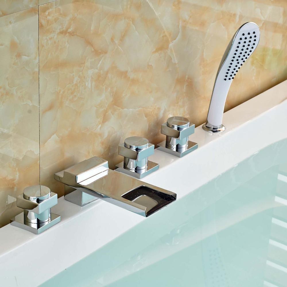 Achetez en Gros Carré cascade de bain en Ligne à des ...