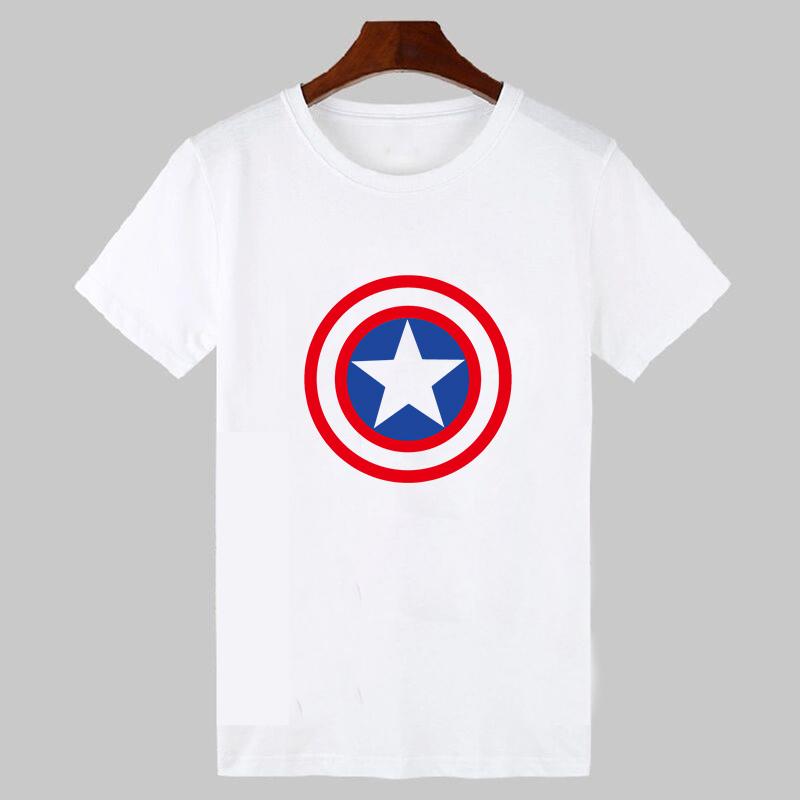 man retail wholesale cheap t shirts men captain american