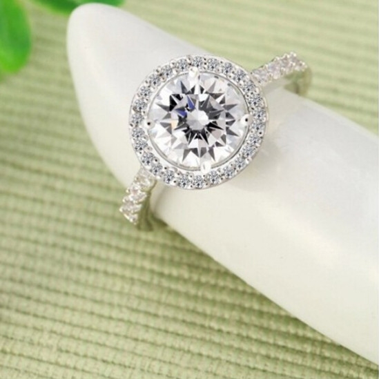 Aliexpress Buy Wholesale round wedding rings vintage engagement bague w