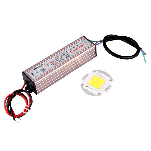 50W High Power White LED Light Lamp Bulb 85-265V 5000lm Energy Saving - Shenzhen Ronben Technology Co., Ltd. store