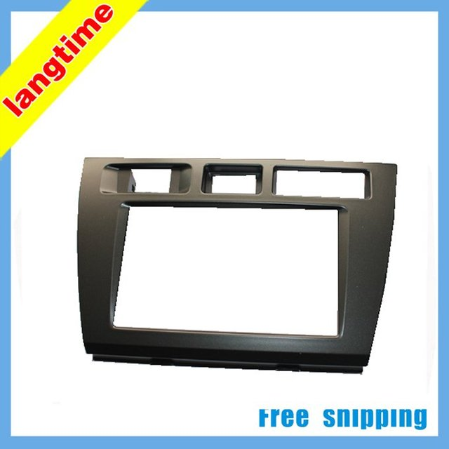 Free shipping-car refitting dvd frame/front bezel/audio panel for Toyota Mark II,2 DIN