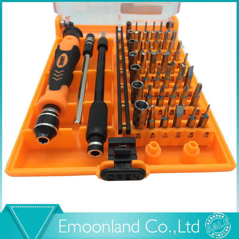 universal multitool screwdriver set Jakemy JM-8130 Magnetic Screw driver kit repair for mobile cell phone compute Mp4 <br><br>Aliexpress