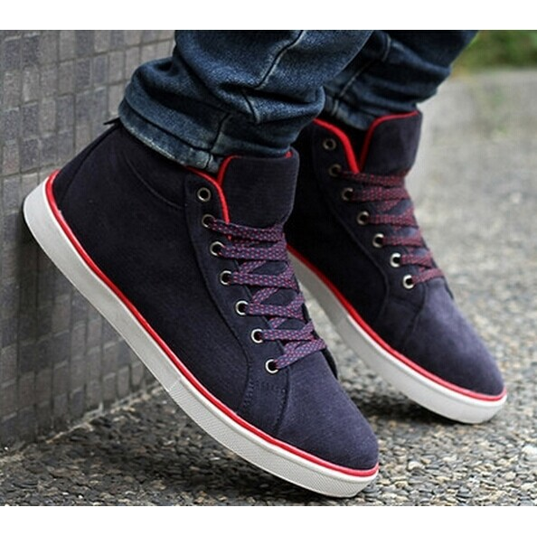 Best Quality Men's Winter Flats Men Warm Casual Sneakers Plush-padded Warm Winter Casual Shoes Free Shipping(China (Mainland))
