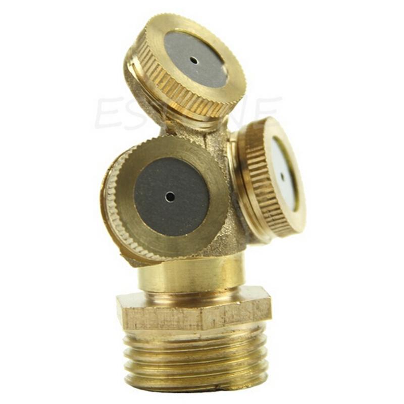 product Garden Spray Nozzle Spray Irrigation System Garden Cooler Taman Sistem Irigasi Sprinkler