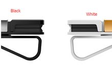 For Toyota Fj100 / F150 / FJ150 / Camry / Rav4 / Highlander Double-sided Style Car Glasses Clip Card Clip / Glasses Supporter