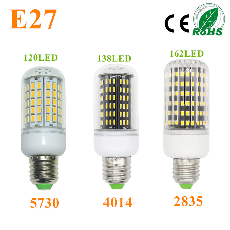 new 4014 smd 5730 lampada led lamp e27 220v spot ampoule bombillas led bulb e27 smd 2835. Black Bedroom Furniture Sets. Home Design Ideas