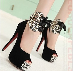Two ways shoes 2013 autumn single shoes female high-heeled shoes thin heels open toe sandals fashion platform