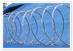 Concertina Single Coil Razor Wire