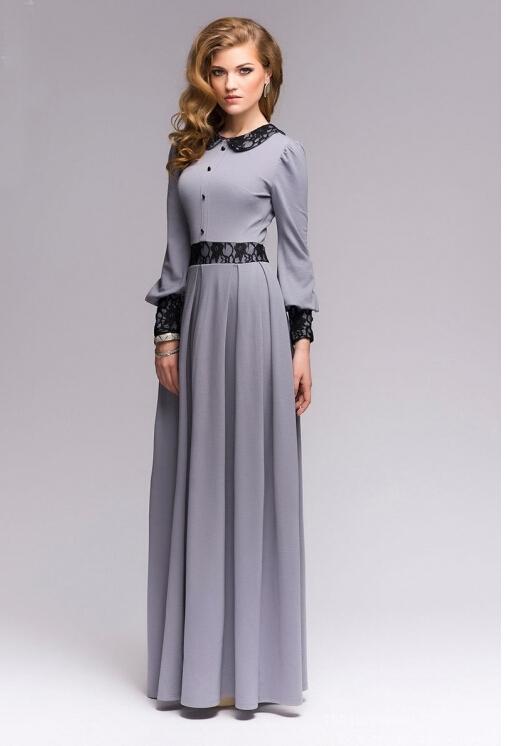 Женское платье Fashion maxi dress vestidos 2015 LYA1495 женское платье every day new dress fashion 6666 2015 mm