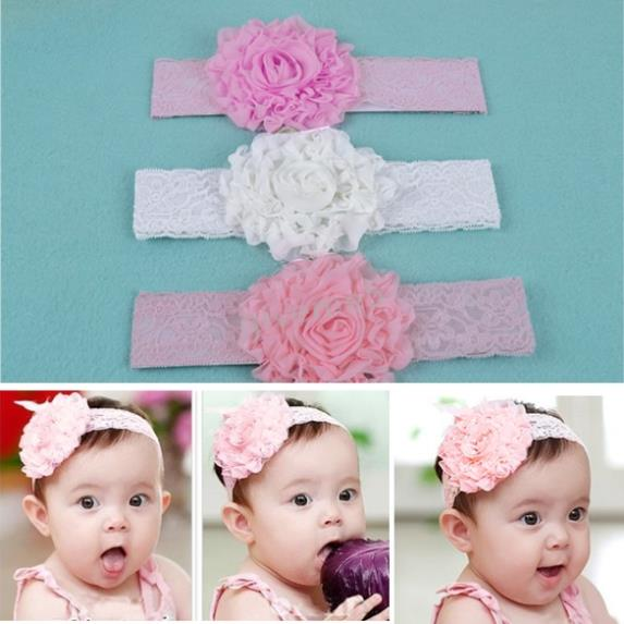 Cute Baby Girl Infant Toddler Headband Beautiful Peacock Feather Flower Bow Headwear Hair Band(China (Mainland))