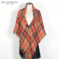 Fashion Woman Fleece Pure Color Scarves Shawls Women Entity Winter Warm Knitting Long Soft Wraps Scarves