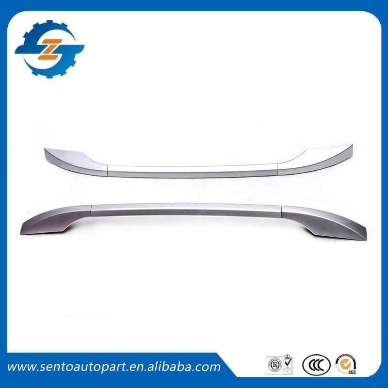 1 Pair aluminium alloy Qashqai roof rack roof rail side rail bar for Nissan Qashqai(China (Mainland))
