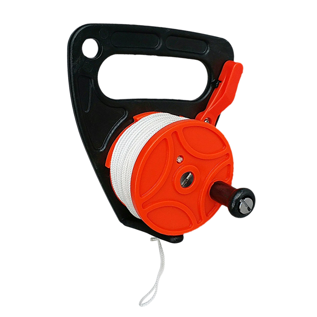 Scuba Wreck Smb Diving Reel with Handle And 150ft Line