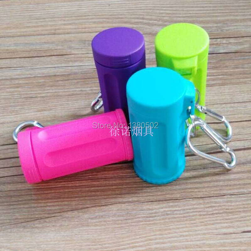 Fashion Top Grade Multicolor Pocket Portable Smokeless Car Ashtray Holder Best Selling(China (Mainland))
