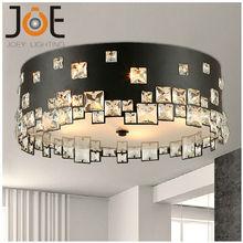 New arrived modern led ceiling lights for living room bedroom Crystal light fixtures lamps home Art Deco lights 110V/220V JD9119(China (Mainland))