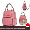 Fashion Multipurpose mummy bag single shoulder hand shoulders outdoors High capacity Mother pack Baby bag Tourism