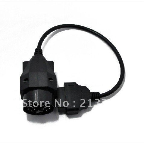 OBD2 Cable for bmw 20pin TO OBDII 16P F CABLE