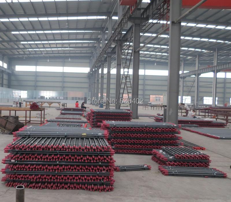 0.8M Hex22*108mm taper drill rods 7 degree(China (Mainland))