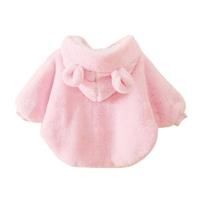 Девушка Новорожденный Зимнее Пальто Одежда Детская Плащ Для Зимой На Открытом Воздухе Дети С Капюшоном Пальто Мальчики Дети Теплая Куртка И Пиджаки Одежда