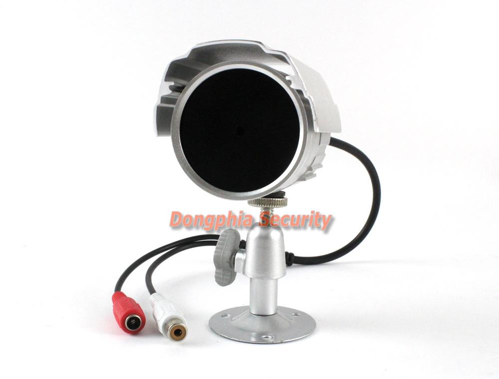 Купить Высокое качество аудио пикап открытый водонепроницаемый для камеры видеонаблюдения и DVR звук пикап с постоянной широкий спектр лучших цена