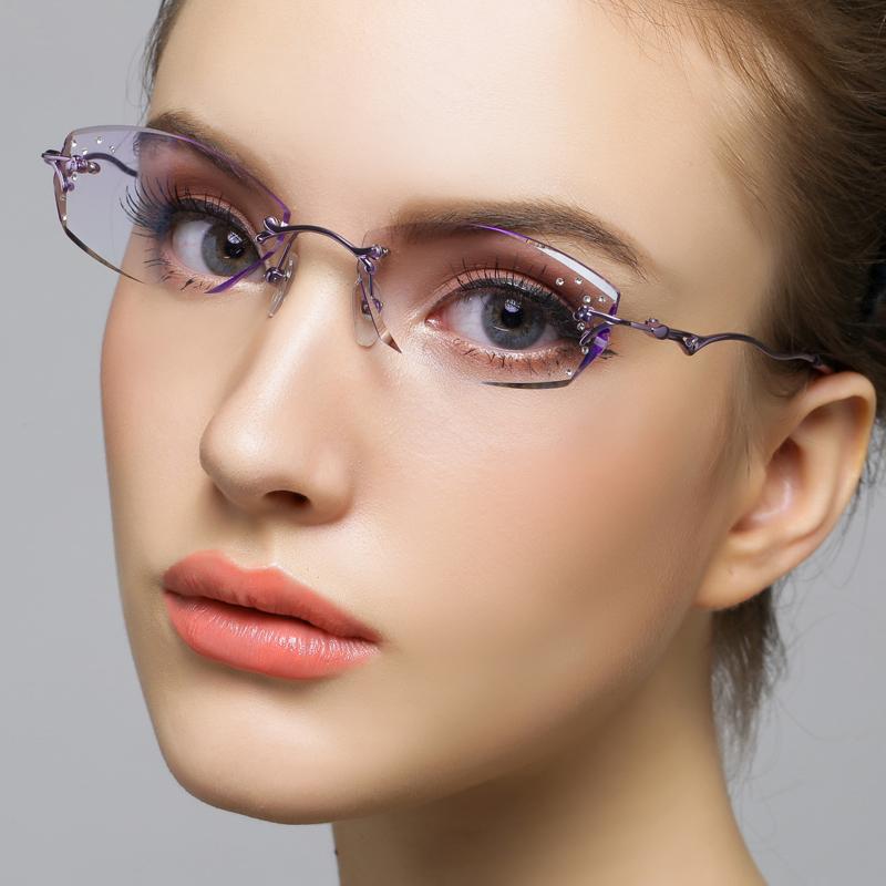 Aliexpress.com : Buy wholesale Diamond glasses radiation ...