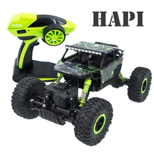 Buy RC Car 2.4G 4CH 4WD Rock Crawlers 4x4 Driving Car Double Motors Drive Bigfoot Car Remote Control Car Model Off-Road Vehicle Toy for $24.99 in AliExpress store