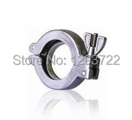 Vacuum clamps, stainless steel vacuum clamps,kf25 vacuum clamps, SS304,kf16-kf50,Aluminum vacuum clamps(China (Mainland))