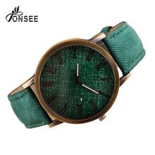 9 Colors retro color new men watches numerals Faux Leather Quartz Casual Relogio men Hours clock watch montre homme Trendy404(China (Mainland))