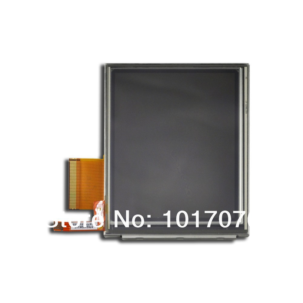 """Handheld devices original 3.5"""" inch gps lg035q7dh01 lcd display with touch screen digitizer glass assembly free shipping(China (Mainland))"""