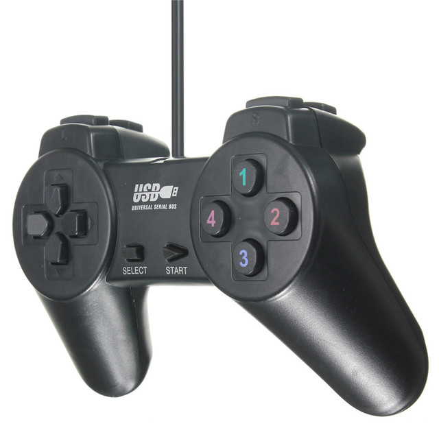 Wired USB 2.0 Gamepad
