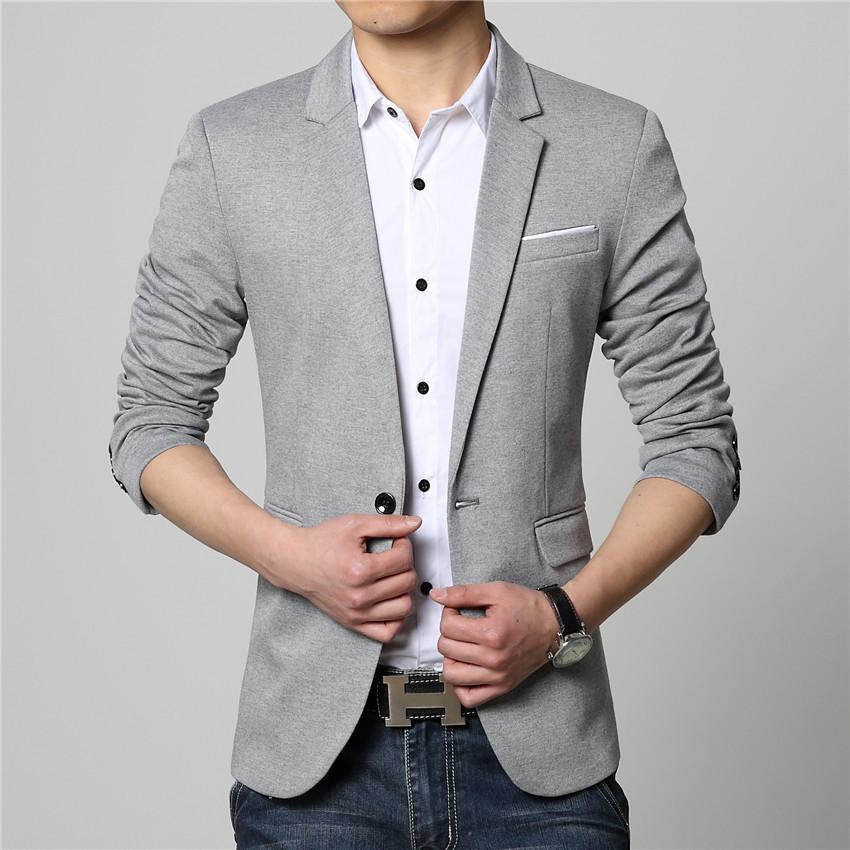 Images of Mens Casual Blazers - Klarosa