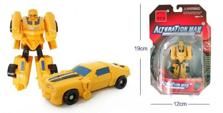 1PC Transformation Meng Badi Optimus Prime Cars Brinquedos Robots Action Figures Classic Toys for boys juguetes(China (Mainland))