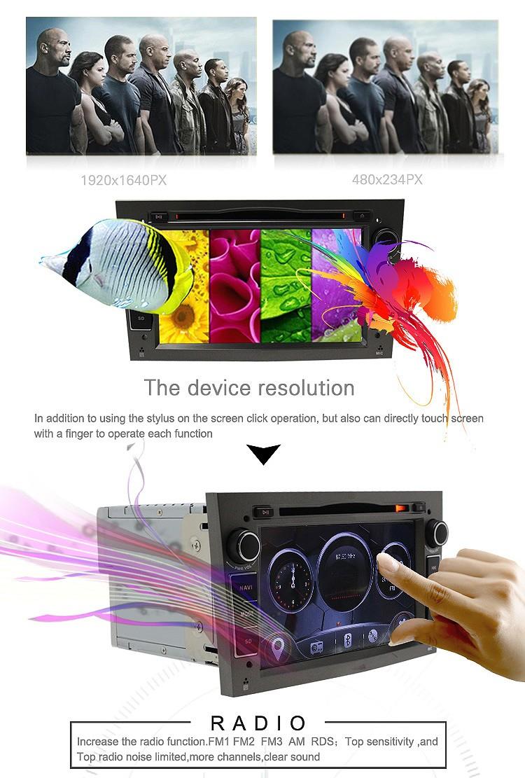 Купить Wince 6.0 Рулевое Управление Bluetooth RDS Для Opel Astra Vectra Zafira Dvd-плеер Автомобиля Gps-навигация Бесплатная карта Сенсорный экран