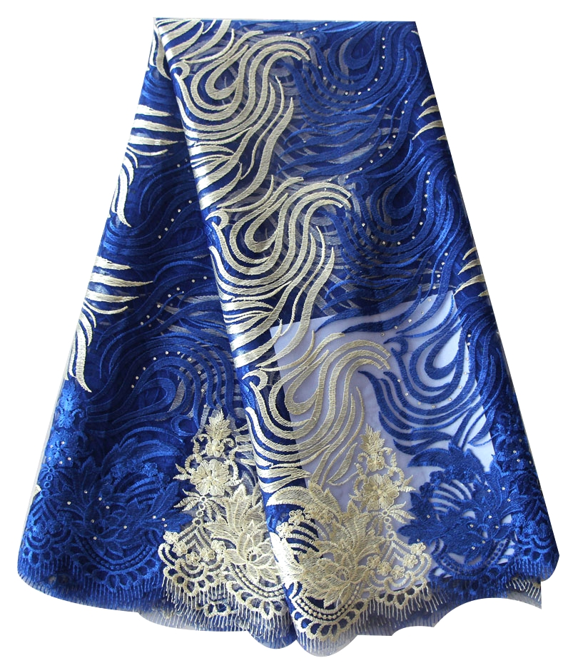 African swiss tulle mesh lace fabric 2016 latest arrival nigerian french lace stoned tulle net laces for aso ebi dresses(China (Mainland))