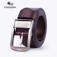 Foxqueen2017Men's новая Мода Кожаная Beltnew пояса(China (Mainland))