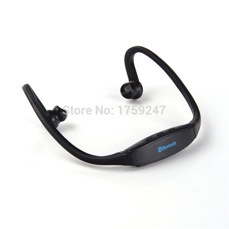 original s9 sport wireless bluetooth 4 0 earphone headphones headset for iphone 6 5 4 galaxy s5. Black Bedroom Furniture Sets. Home Design Ideas