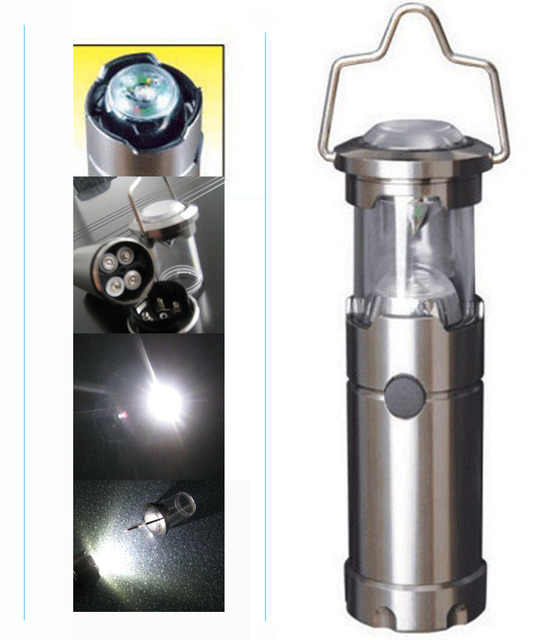 Newstyle High Power Multipurpose Led Camping Light,Outdoor Camping Tent Light,Solar Hand Light,Flashlight With 1W