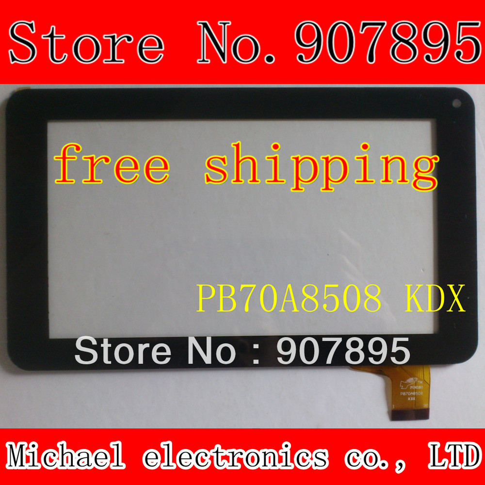 "Y7Y007(86V) PB70A8508 KDX 7"" INCH Capacitive Touch screen digitizer panel for All winner A13 Tablet PC 30pins on connector(China (Mainland))"