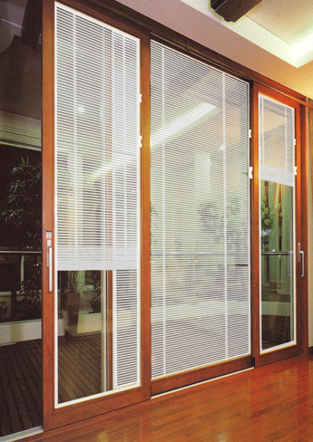 cost of french doors with built in blinds 3