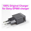 Free Shipping 100 original Micro USB Travel Charger for Sony EP880 Xperia Z Ultra Z1 L55T