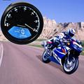 2016 New LCD Digital Tachometer Speedometer Odometer Motorcycle Motorbike 12000RPM