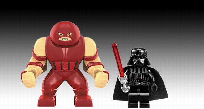 Decool 0190/0191 Rino/Juggernaut SY265 Star Wars Figures Building Blocks Sets Minifigures Bricks Claasic Action Figure Kids - Jace Toys Discount Center store