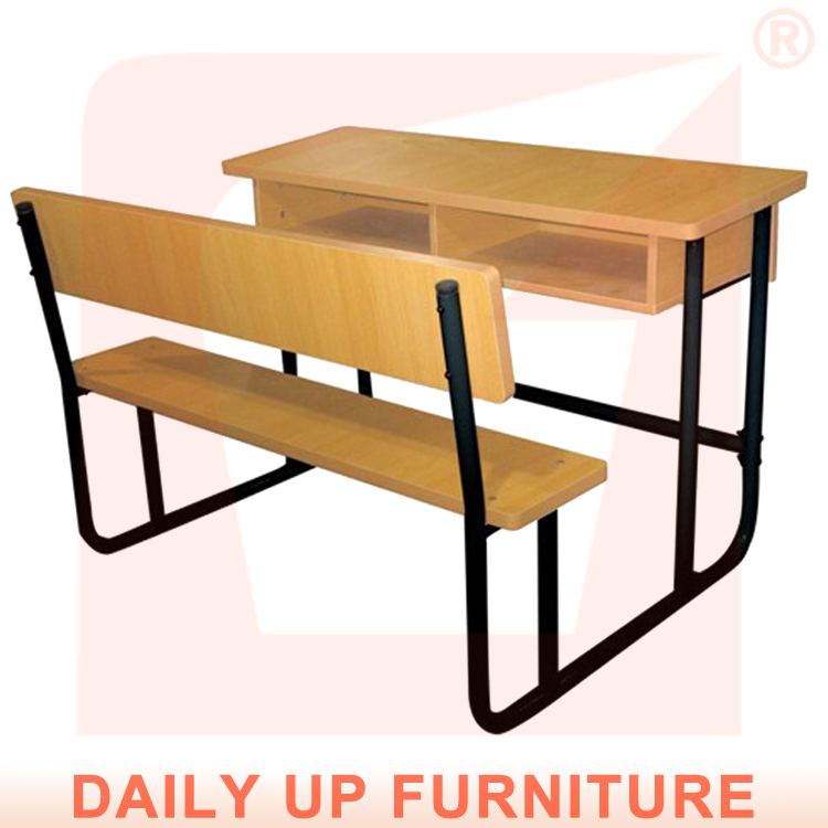Two Seater School Table Bench For Student Double