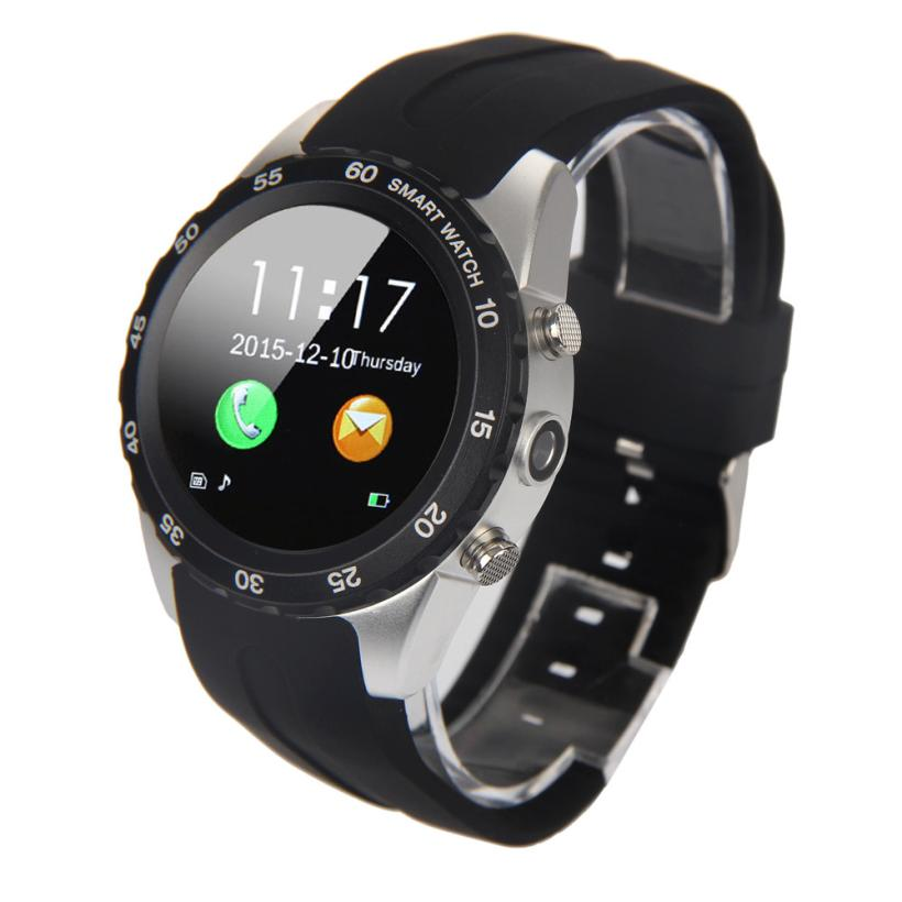 Фотография Factory price Smart Watch Mate Bluetooth NFC Camera Support smart watch android SIM Card For Samsung Mmay17
