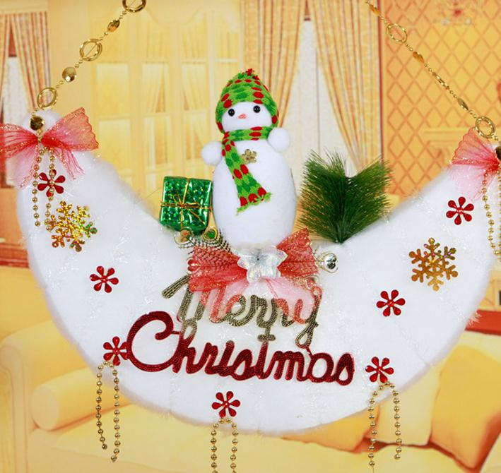 Merry Christmas Decorations christmas wreath sale picture - more detailed picture about 30