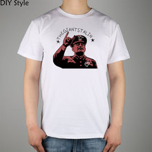 Buy RED GIANT STALIN CCCP TVB ZT PN short sleeve T-shirt Top Lycra Cotton Men T shirt New DIY Style for $9.52 in AliExpress store